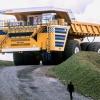 450-Тонний белаз: найбільший в світі самоскид