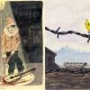 9 Пронизливо картин, написаних в`язнями концтаборів