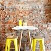 Барні стільці для кухні (49 фото): як правильно вибрати за формою кольором