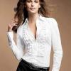 Біла блузка. Як вибрати свою модель?