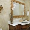 Декоративна штукатурка у ванній (19 фото)