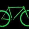Робимо світиться в темряві велосипед.