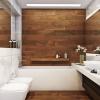 Дизайн інтер`єру коричневої ванній (19 фото)