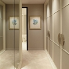Дизайн коридору з шафами
