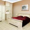 Дизайн спальні в бежевих тонах: пастельна палітра стін (+66 фото)