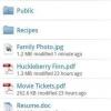 Dropbox 2.3.9.10 для android - доступ до файлів на мобільному