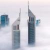 Дубай в тумані