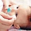 Якщо у малюка почервонів очей