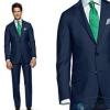 Краватка і сорочка до синього костюму