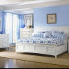 Блакитна спальня (50 фото): вдалі поєднання кольорів в дизайні інтер`єрів