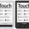Електронна книга pocketbook touch 622