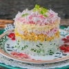 Як зберігати салат з майонезом