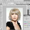 Як поміняти колір волосся в фотошопі (онлайн урок)