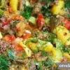 Як згасити картопля з томатами і баклажанами?