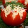 Як приготувати фаршировані помідори?