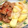 Як приготувати галушки з картоплею?