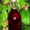 Як приготувати малинове вино?