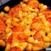 Як приготувати м`ясо по-французьки з картоплею?