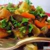 Як приготувати овочеве рагу з ріпою?