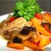 Як приготувати овочеве соте з м`ясом?