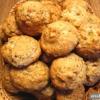 Як приготувати печиво з хурмою і горіхами?