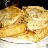 Як приготувати пиріг з рибою і картоплею?