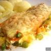 Як приготувати рибу у винному соусі?