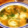 Як приготувати узбецький суп з пельменями?