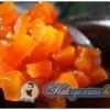 Як зробити цукати з моркви?