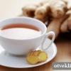 Як зробити імбирний чай для схуднення?