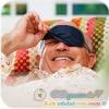 Як зробити маску для сну?