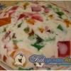 Як зробити торт мозаїка?