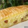 Як зробити запіканку з готових вафельних листів та сиру?