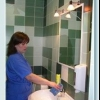 Як заощадити час на прибиранні ванної кімнати?