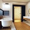 Як вибрати двері у ванну кімнату (20 фото)