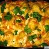 Як запекти картоплю з сиром і майонезом?