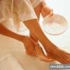 Які зволожуючі маски для ніг можна зробити?