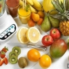 Які вітамінні коктейлі можна приготувати з ягід і фруктів?