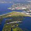 Який аеропорт виглядає найкрасивішим з висоти?