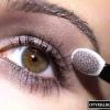Який макіяж підходить для карих очей?