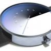 Концептуальні годинник з градієнтом