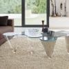 Красива скляні меблі в інтер`єрі (20 фото)