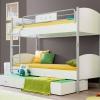 Красиві двоярусні дитячі ліжка (18 фото)
