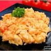 Куряче філе з рисом і помідорами?