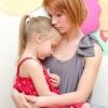 Мати-одиначка і дитина