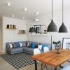 Меблі в стилі модерн в інтер`єрах (50 фото)