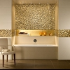 Мозаїка в інтер`єрі ванної кімнати (20 фото): красиві дизайни