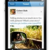 Нова версія клієнта twitter 5.81 для ios