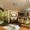 Однокімнатна квартира-студія: дизайн інтер`єру та способи облаштування (+ 33 фото)