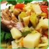 Рагу овочеве з куркою